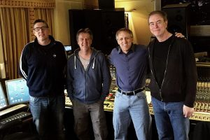 Grant Samuelsen Visits Astoria Studios