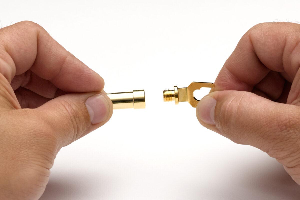 STIS Speaker Cable Termination