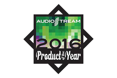 AudioStream 2016 Product Of The Year