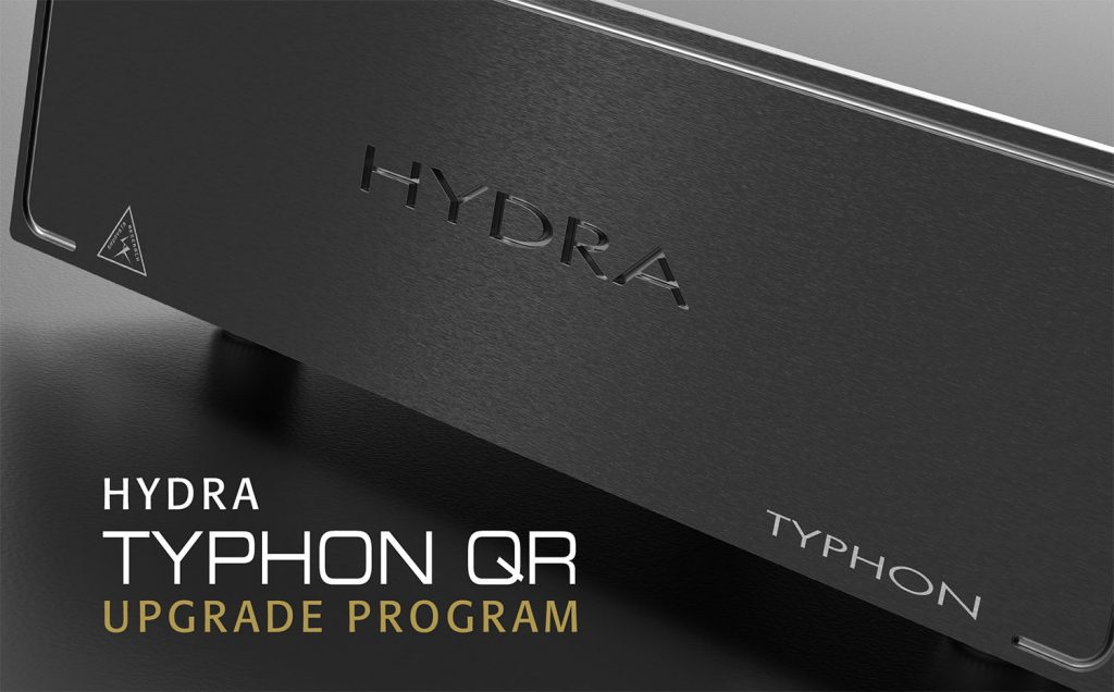Hydra Typhon QR Upgrade Program