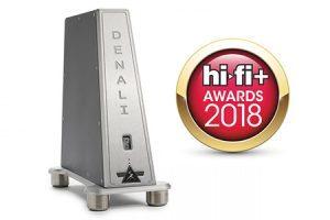 Hi-Fi+ Awards 2018 - Power Product Of The Year - Shunyata Research Denali D6000/T UK