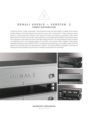 DENALI 6000/S Version 2