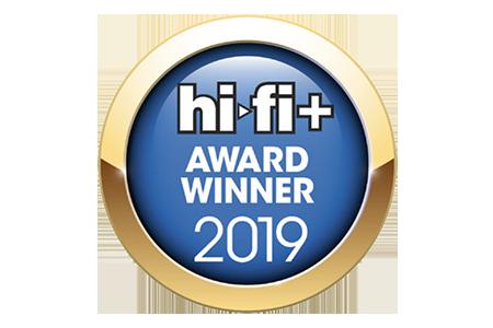 Hi-Fi+ Award Winner 2019