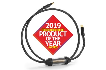 Sigma USB - The Absolute Sound Digital Cable Of the Year 2019