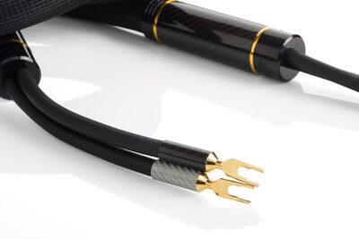 Sigma V2 Speaker Cable in gold