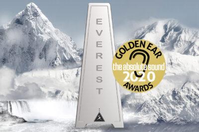 Everest receives 2020 Golden Ear Award