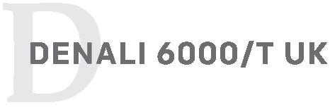 Denali 6000T UK graphic title