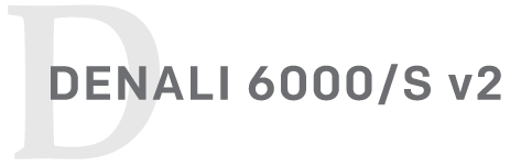 Denali 6000s V2 graphic title