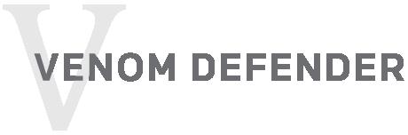 Venom Defender graphic title